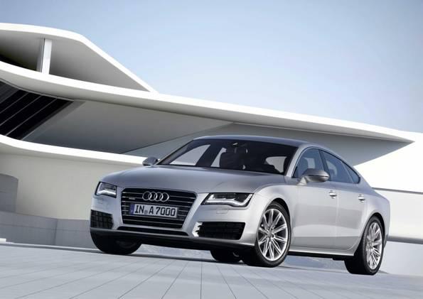 「Audi A7 Sportback」発売 -新しいコンセプトのラグジュアリー4ドアクーペ誕生-