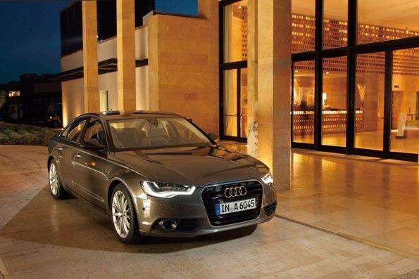 新型「Audi A6」を発表 — 軽量化技術を大幅に採用、アッパーミディアムクラスの新基準 —