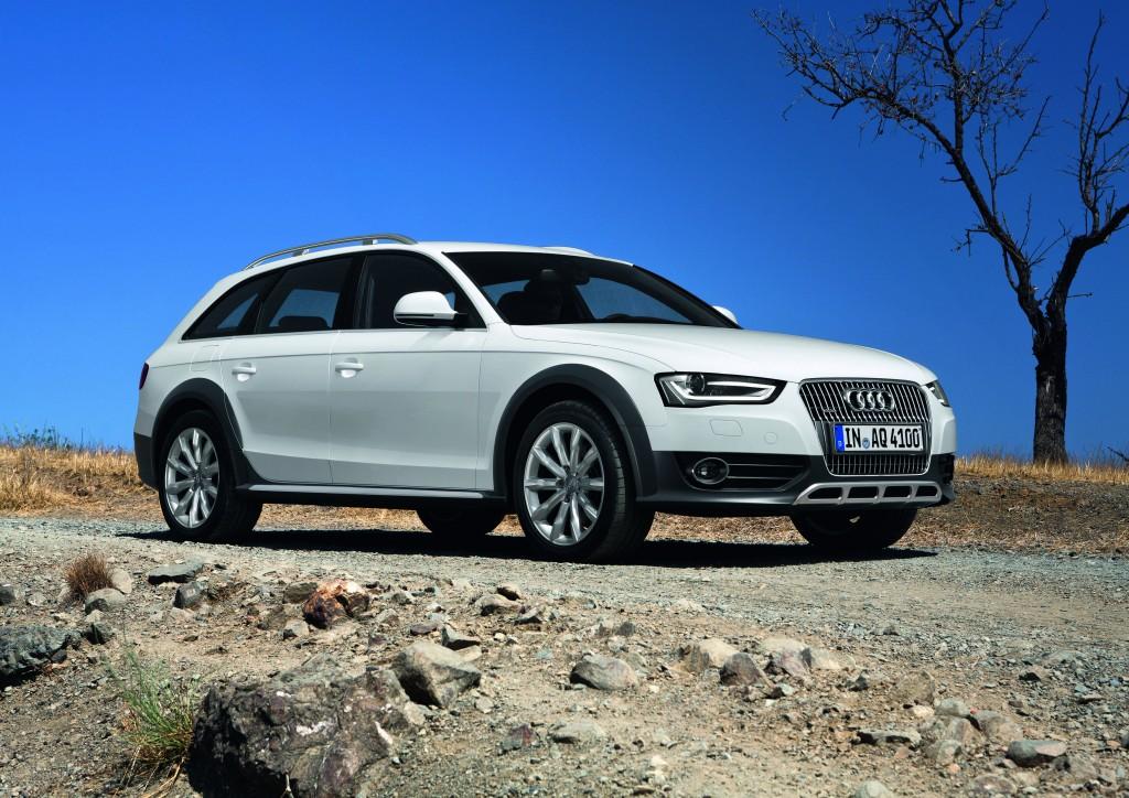 新型「Audi A4 allroad quattro」を発売