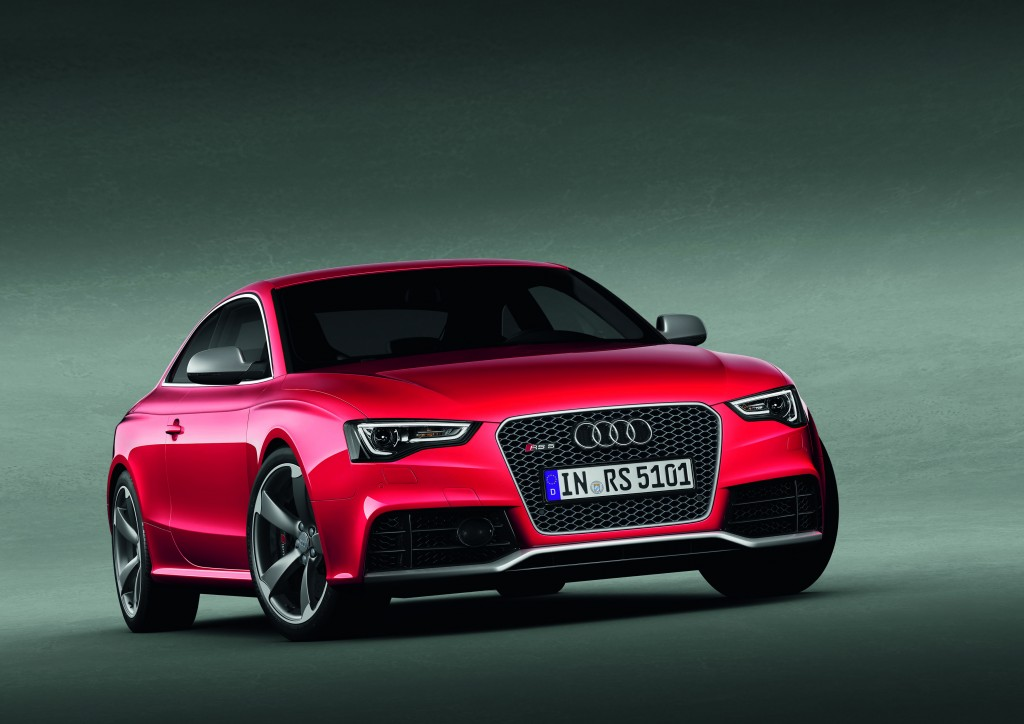 新型「Audi RS5」Coupeを発表