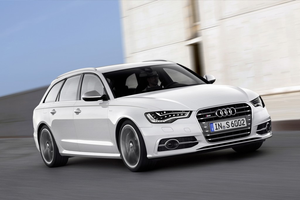 新型「Audi S6/S6 Avant」「Audi S7 Sportback」「Audi S8」を発売