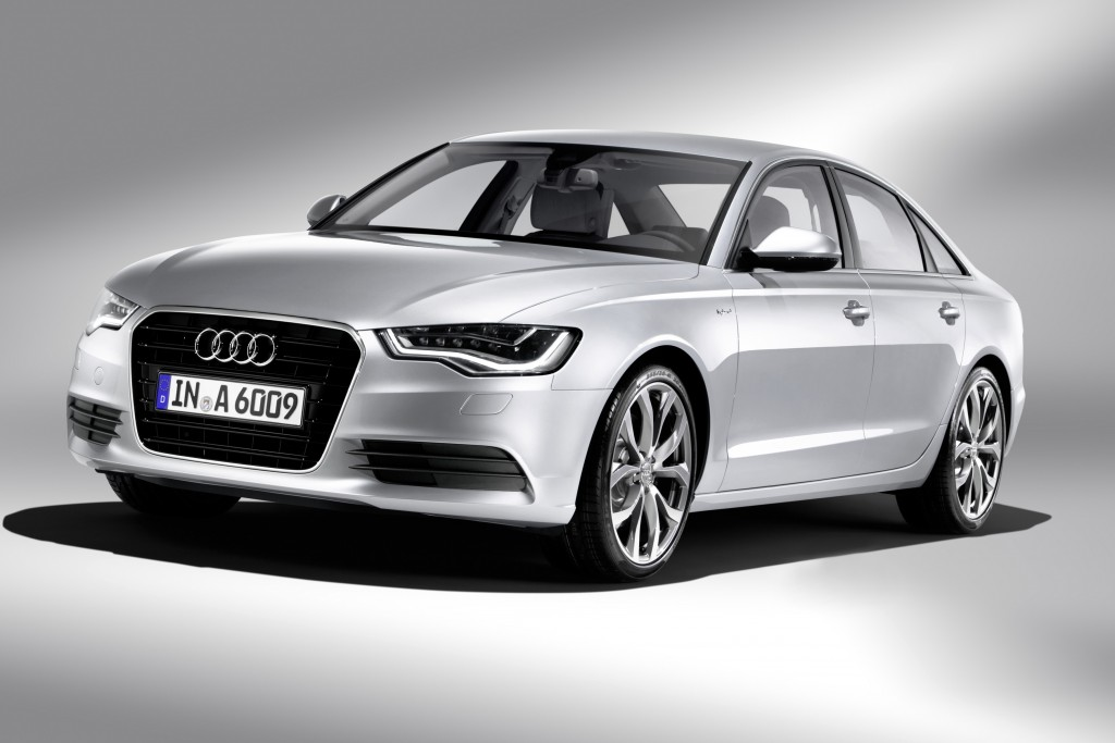 Audi A6 hybrid を発表・発売