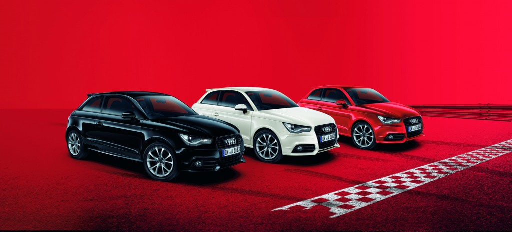 Audi A1 Black Styling Editionを発売