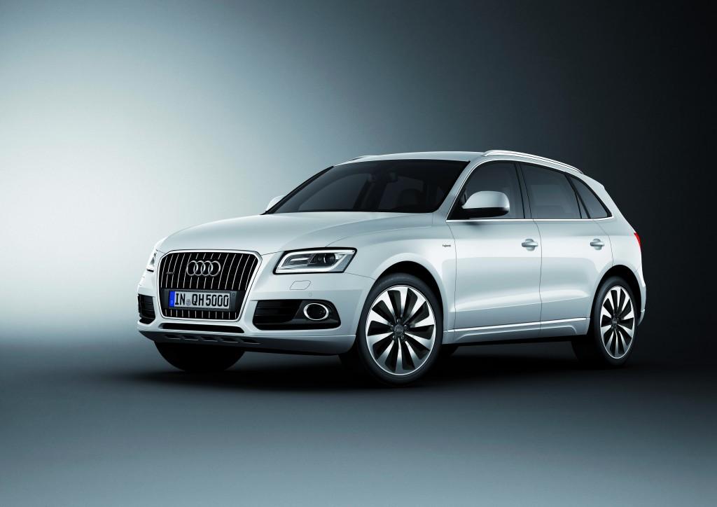 「Audi A8 hybrid」、「Audi Q5 hybrid」 を発売