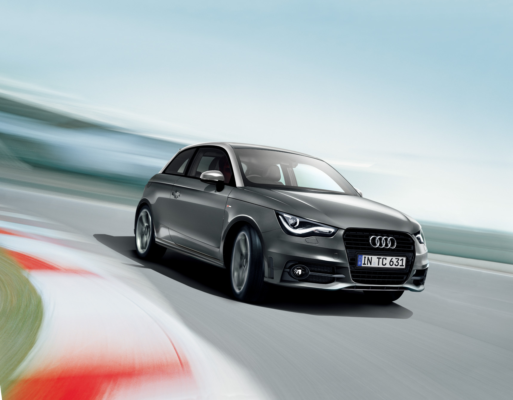 Audi A1、2つの特別仕様車 Audi A1 urban racer limited / Audi A1 Sportback admired limited を発売