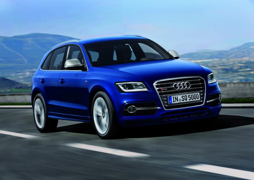 新型Audi SQ5を発売
