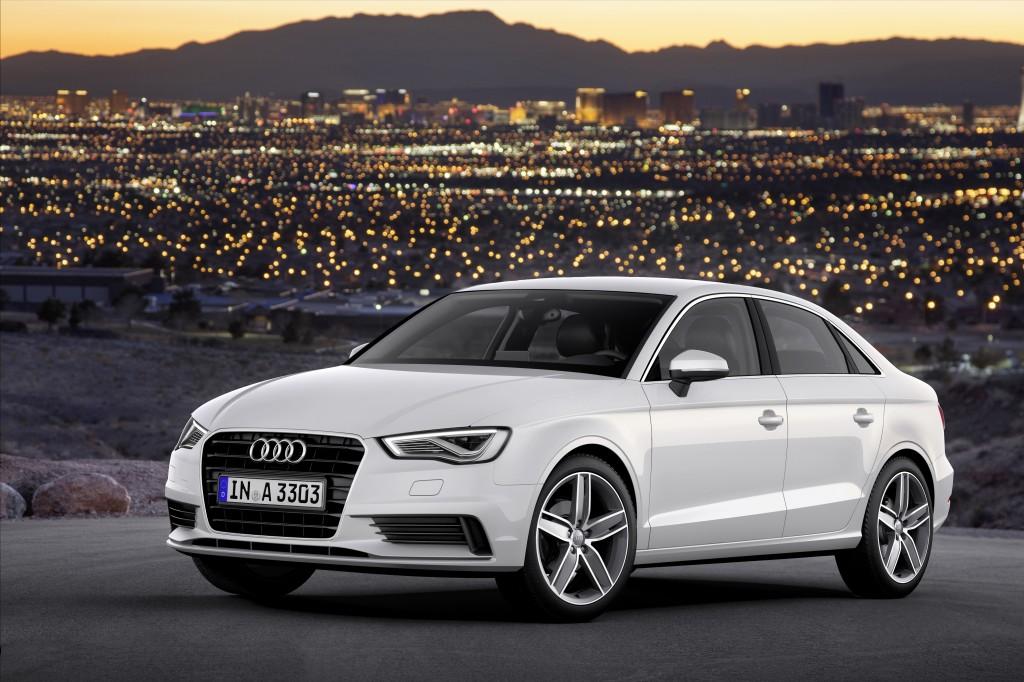 新型Audi A3 Sedan / S3 Sedanを発売