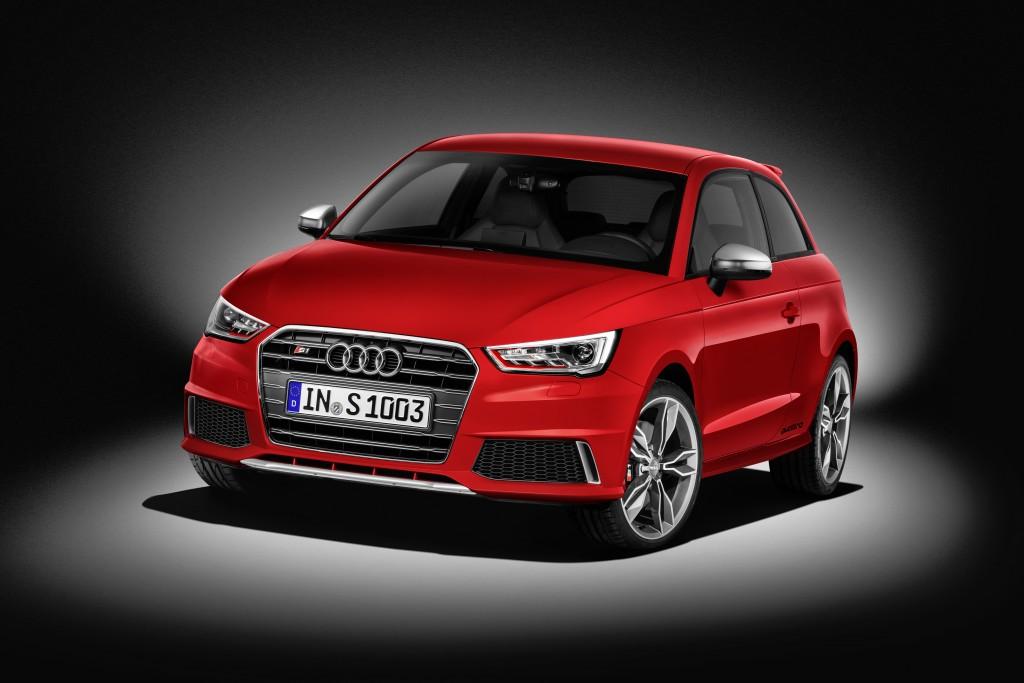 Audi S1 / Audi S1 Sportback