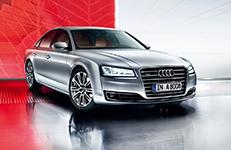 新型Audi A8 / A8 L / S8を発売