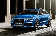新型Audi RS Q3を発売