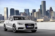 Audi A3、2014年ワールド カー オブ ザ イヤーを受賞