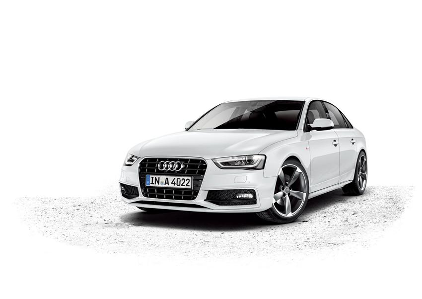 Audi A4/A4 Avant S-line plusを発売