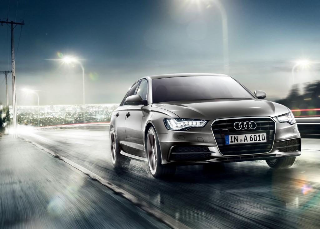 Audi A6/A6 Avant S line plusを発売