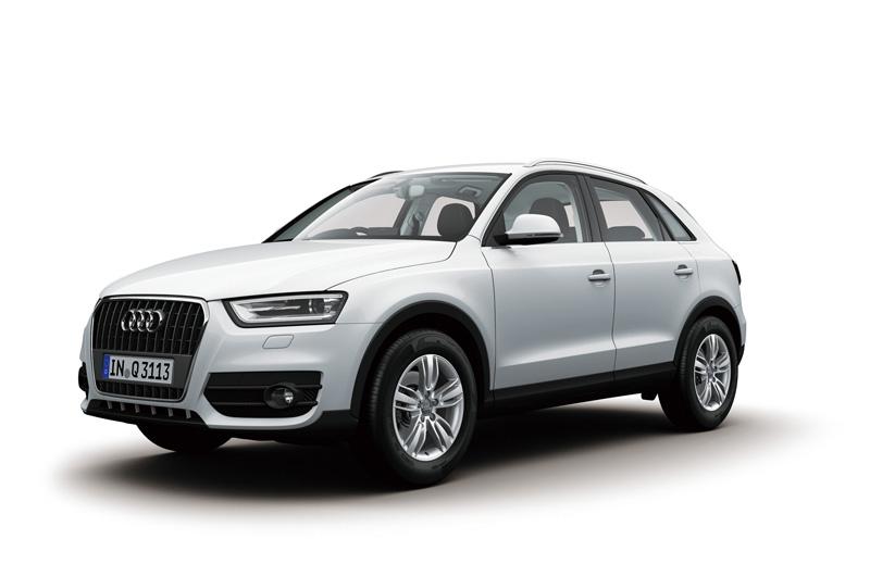 Audi Q3 に1.4 TFSIモデルを新たにラインナップ設定