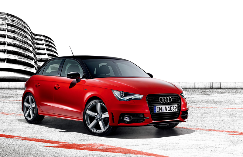 Audi A1 Sportback admired2 limitedを発売