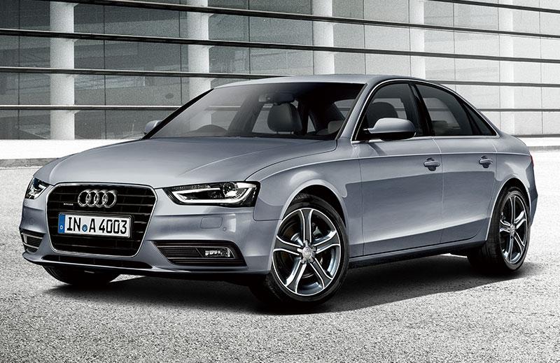 Audi A4/A4 Avant urban style editionを発売