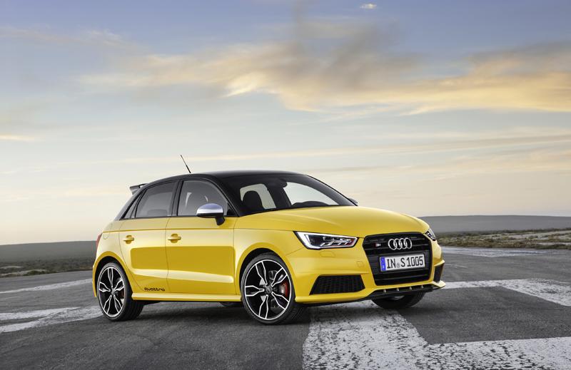 Audi S1 / S1 Sportback を発売