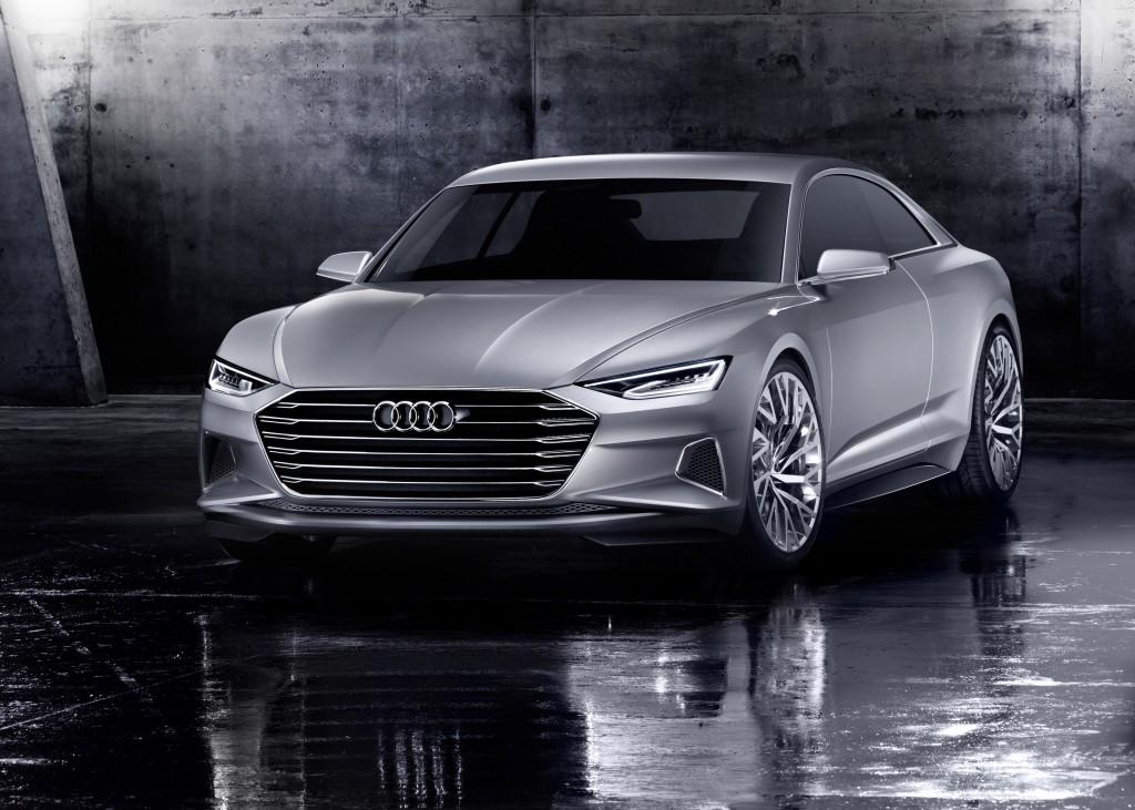 Audi prologueショーカー – デザイン新時代に向けて発表