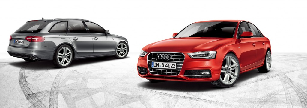 Audi A4 / A4 Avant Dynamic line & Luxury lineを発売