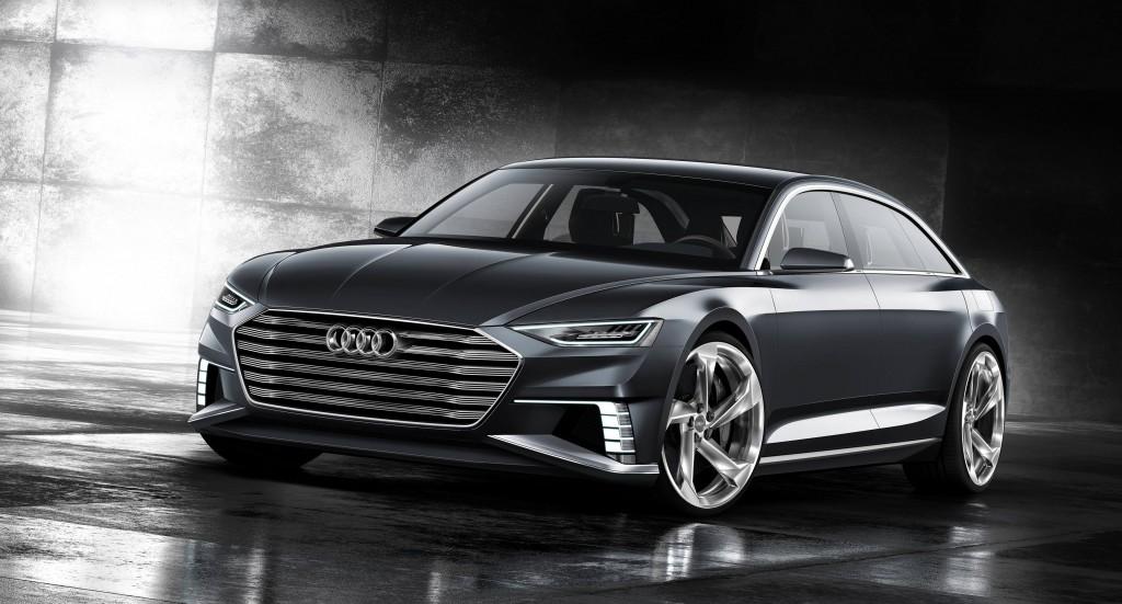 スポーティでエレガント、機能性が高くモバイル環境も万全 – Audi prologue Avant Show Car