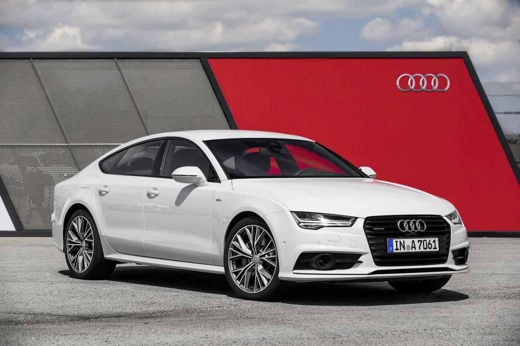 新型Audi A7 / S7 / RS 7 Sportbackを発売