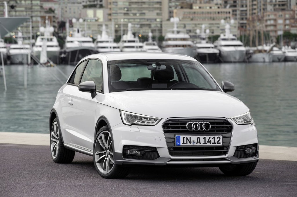 新型 Audi A1 /A1 Sportback を発売