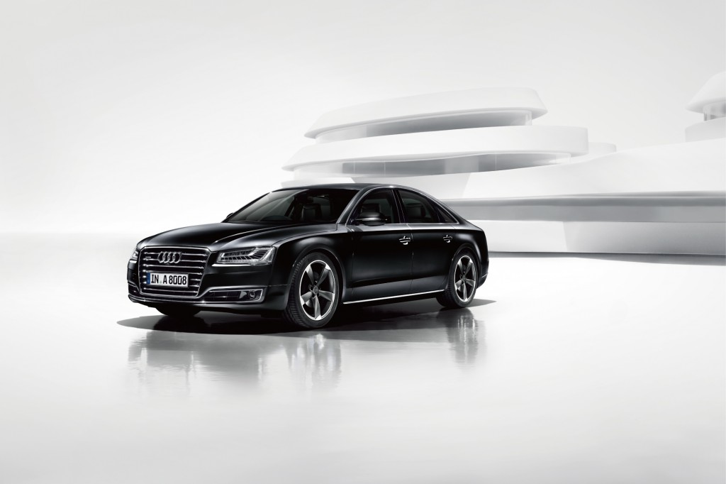 Audi A8 Sport edition / A8 L Chauffeur Special editionを発売