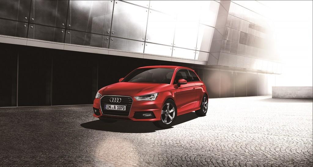 限定モデル Audi A1 / A1 Sportback 1st editionを発売