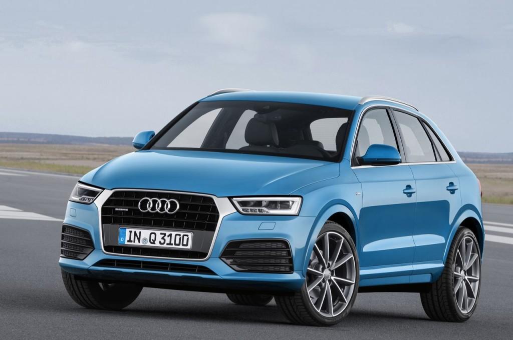 新型 Audi Q3 / RS Q3 を発売