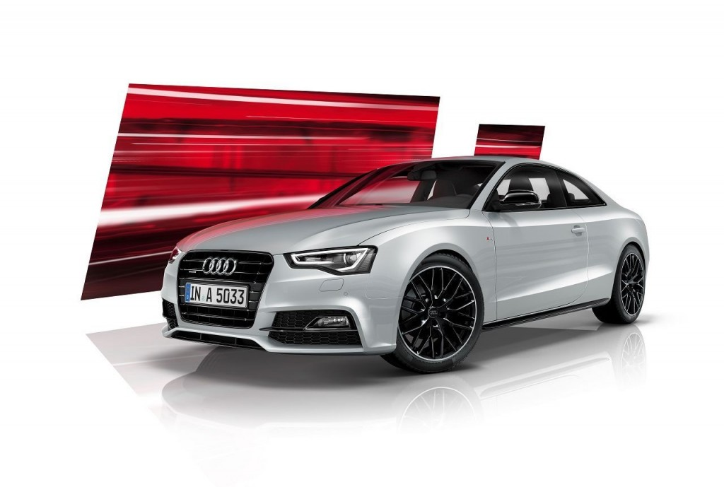 Audi A5 Sportback / A5 coupe S line competition plusを発売