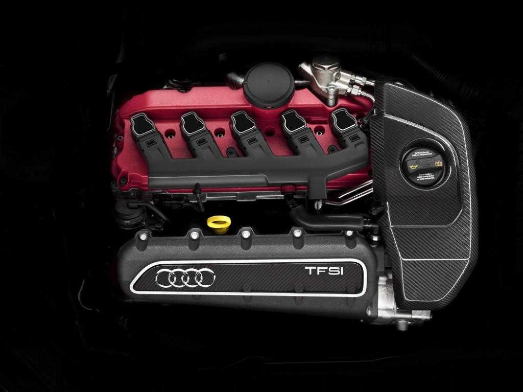Audi、2.5 TFSIエンジン「インターナショナル・エンジン・オブ・ザ・イヤー」を6年連続受賞