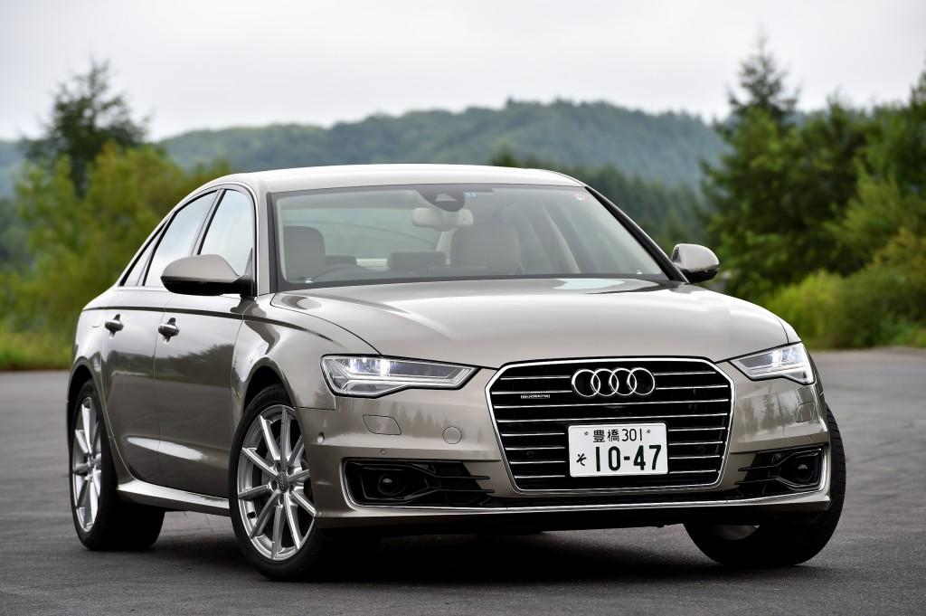 新型 Audi A6 / A6 Avant、Audi A6 allroad quattro、Audi S6 / S6 Avant 及び Audi RS 6 Avantを発売