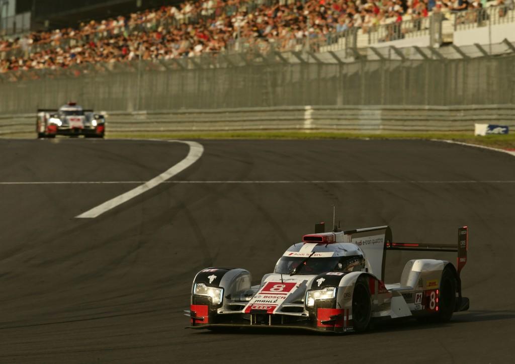 Audi、ニュルブルクリンクでWEC年間ランキングのリードを堅持