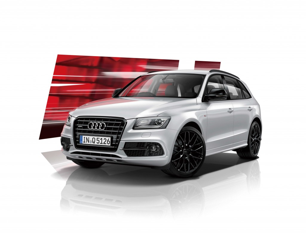 限定車Audi Q5 S line competition plusを発売