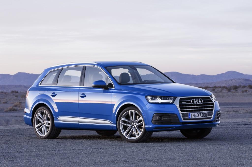 新型Audi Q7を3月16日に販売開始
