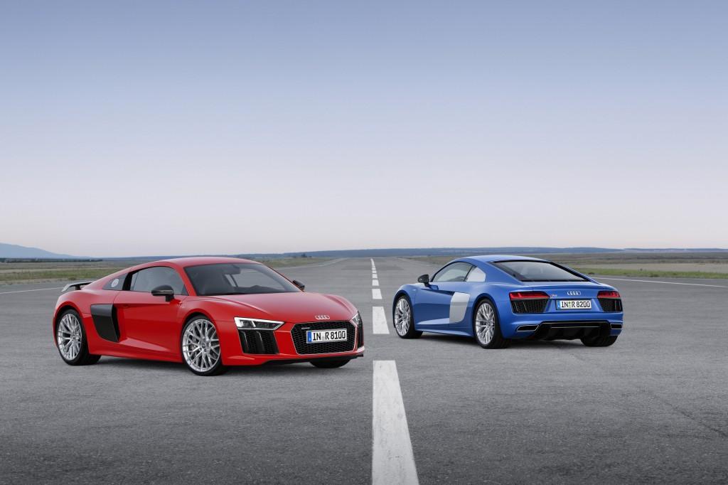 新型 Audi R8 を発売