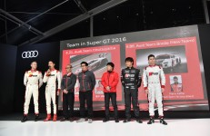 Team in Super GT 2016