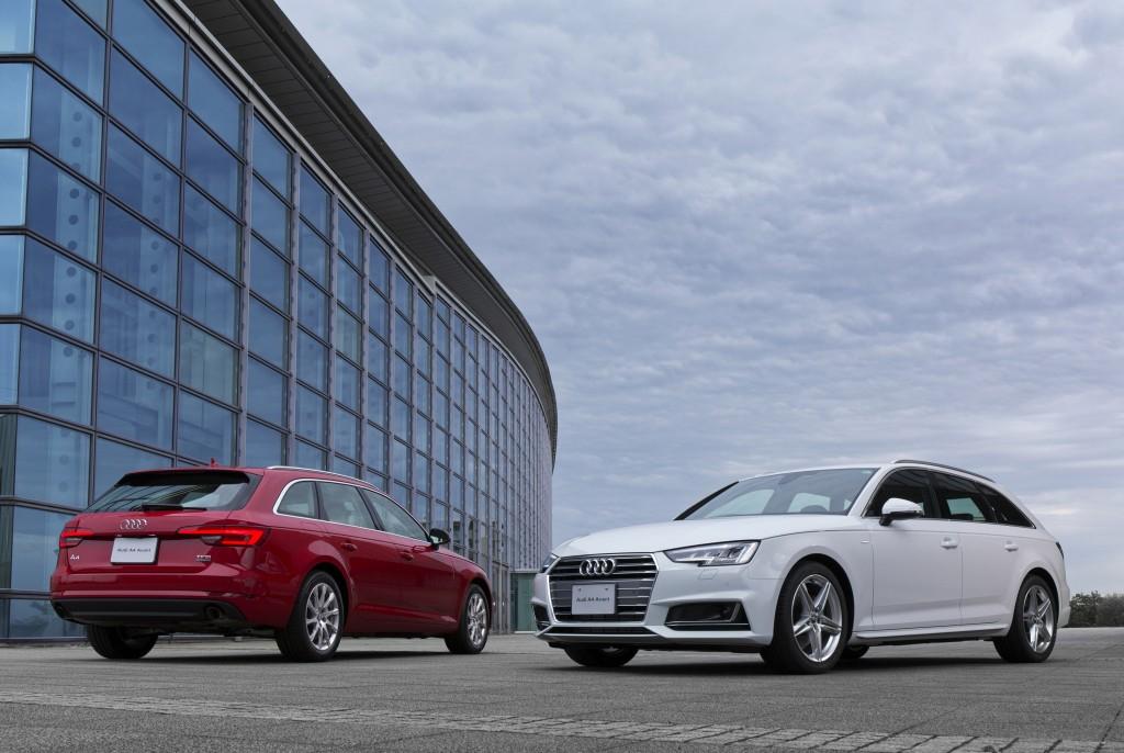 プレミアムステーションワゴンの世界的ヒット作 Audi A4 Avant をフルモデルチェンジ