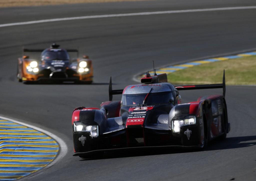 Audi、ルマン24時間レースで総合3位と4位を獲得