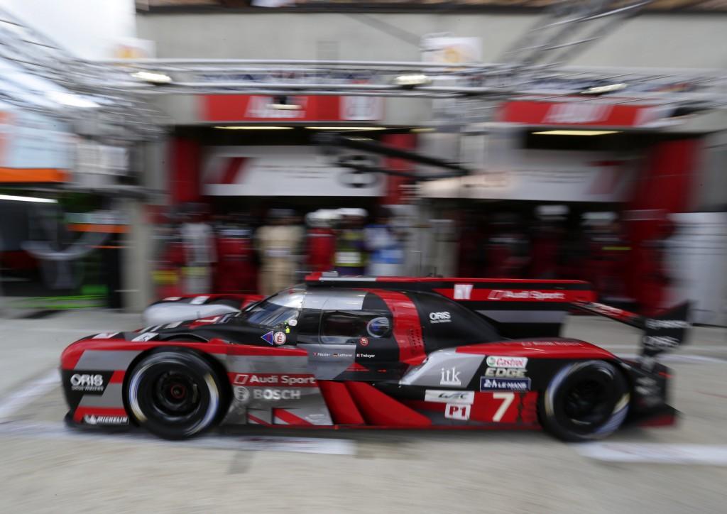 ルマン24時間耐久レース: Audiにとって、年間を通して最も過酷なレース